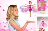 FlyingFairy – păpușă zburătoare pentru fetițe