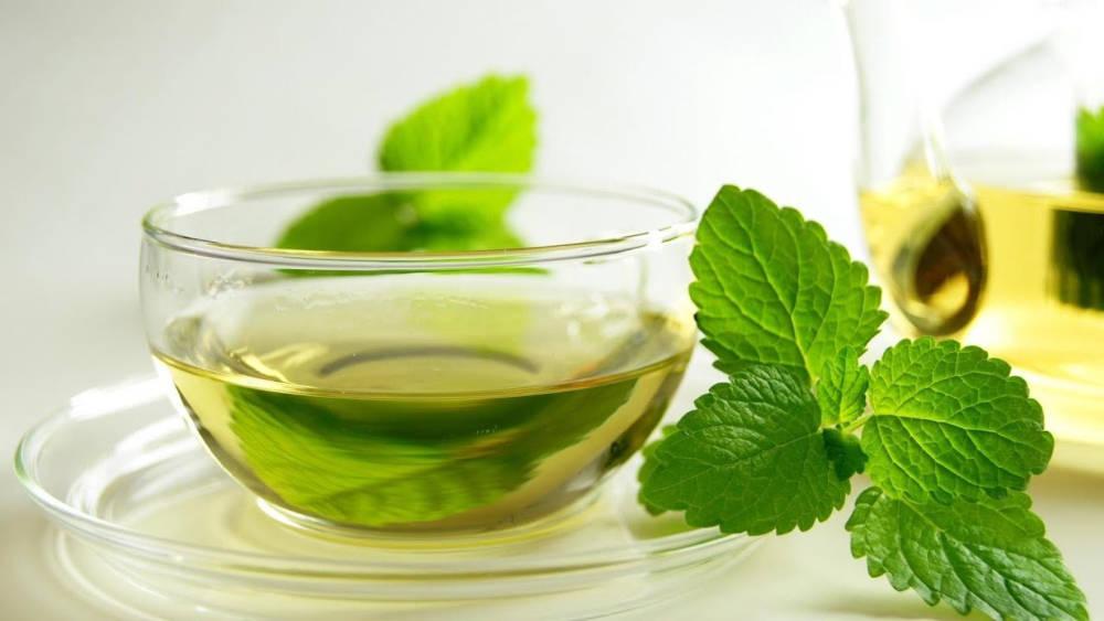 ceai de menta alergii