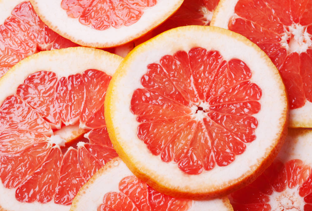 grapefruit roz vitamina A