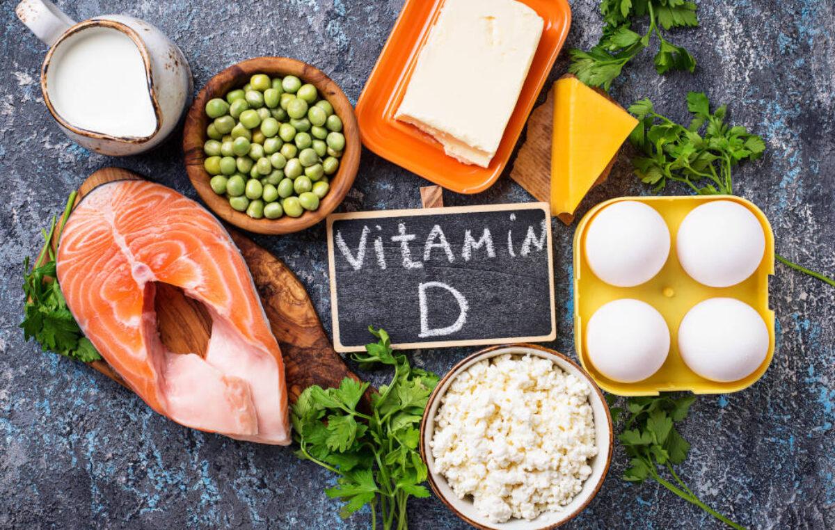 Vitamina D – de ce avem nevoie de ea și de unde ne luăm doza zilnică recomadată?