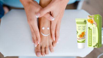 Exodermin – cremă cu efect antifungic pentru ciuperca piciorului