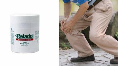 Reladol 500 – gel pentru calmarea durerilor articulare și musculare