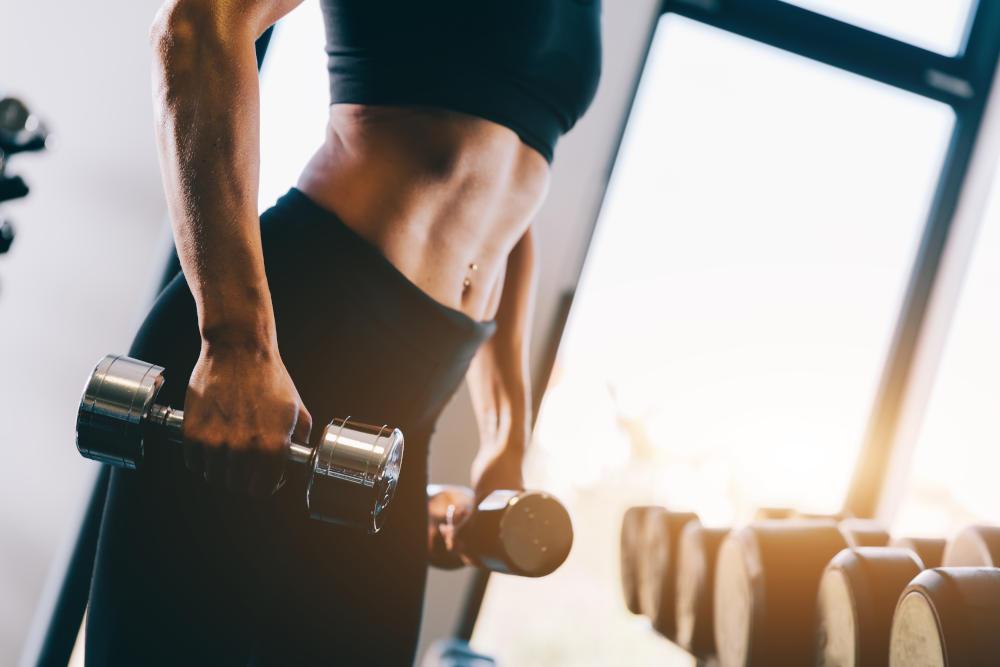 abdomen sport