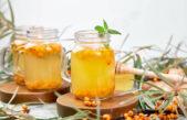 Suc de cătină – băutura delicioasă plină de vitamine. Rețetă ușoară
