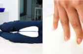 Comfy Pillow – set de perne ortopedice pentru genunchi
