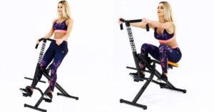 Total Crunch – aparat de fitness pentru antrenarea musculaturii și tonifierea corpului
