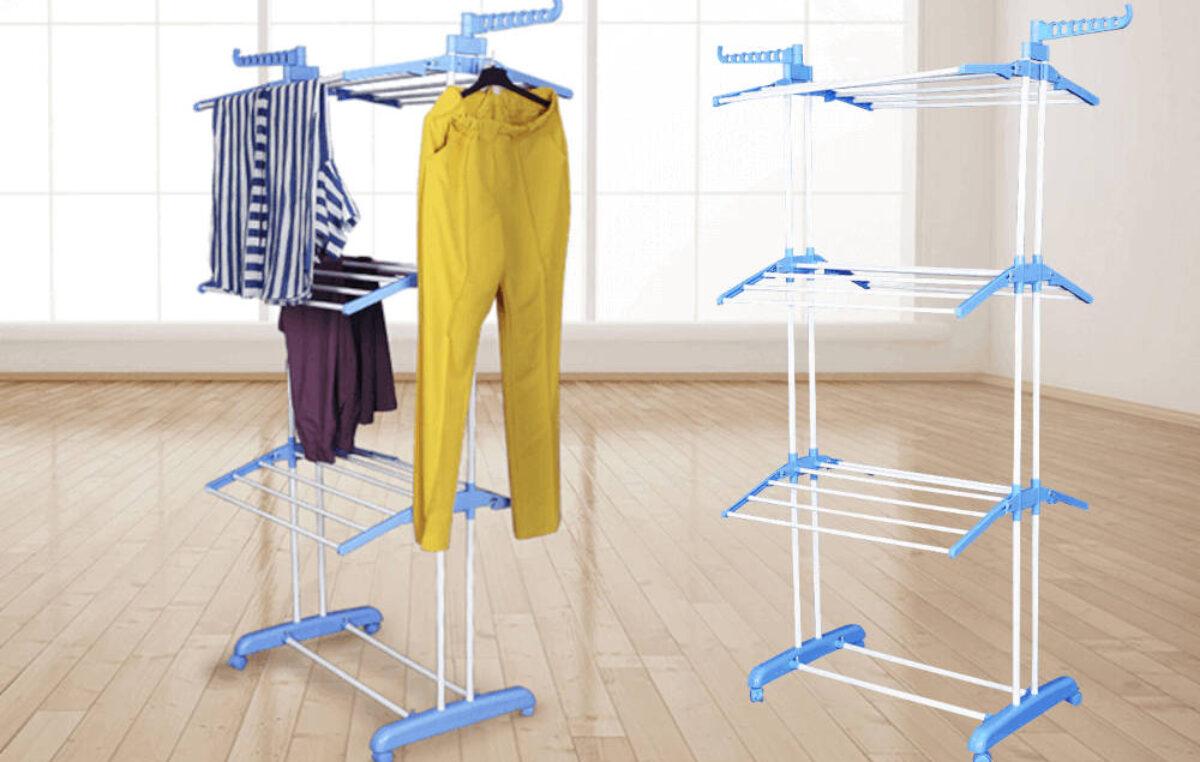 Uscător pentru rufe – susține până la 50 kilograme de haine