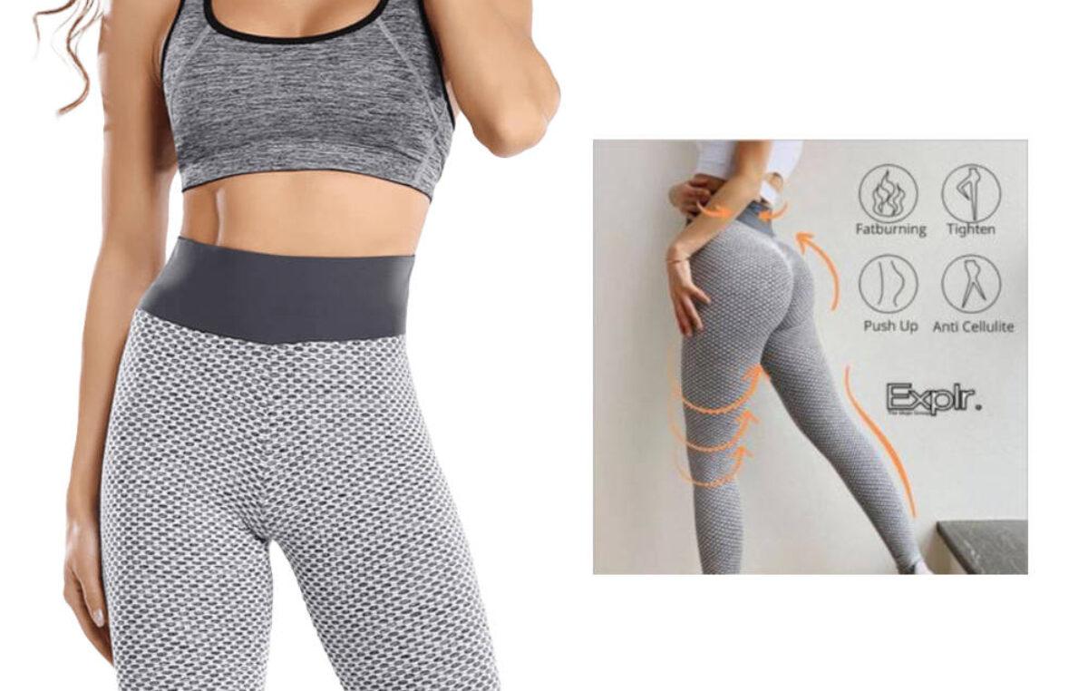 Web Leggins – pantaloni pentru picioare frumoase și o talie suplă