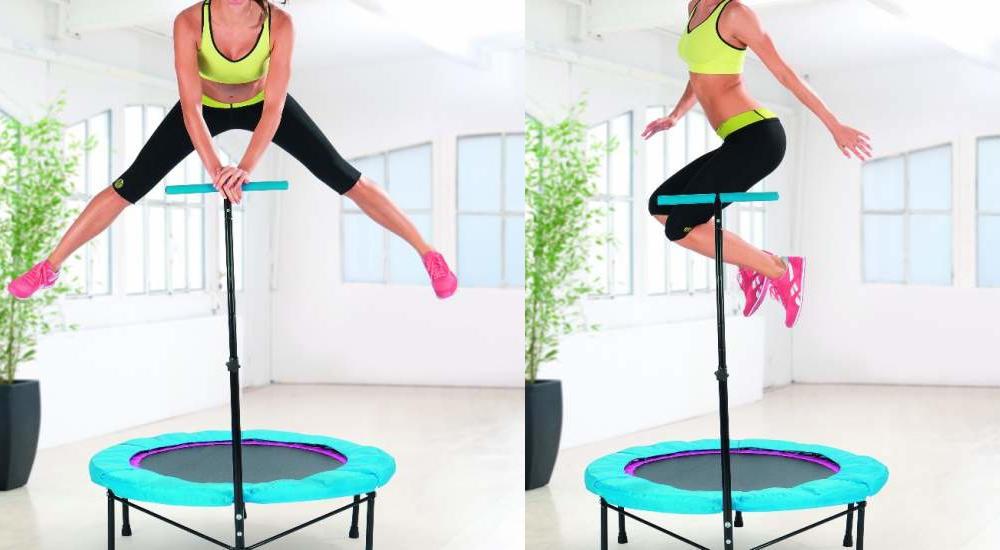 trambulina fitness